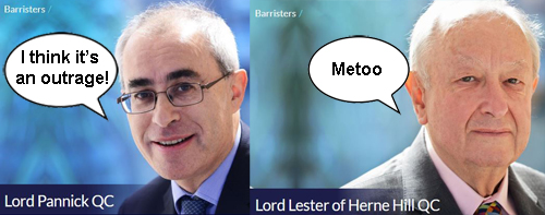 pannick and lester