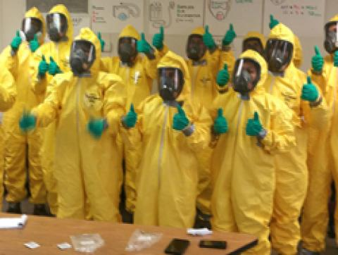In house hazmat